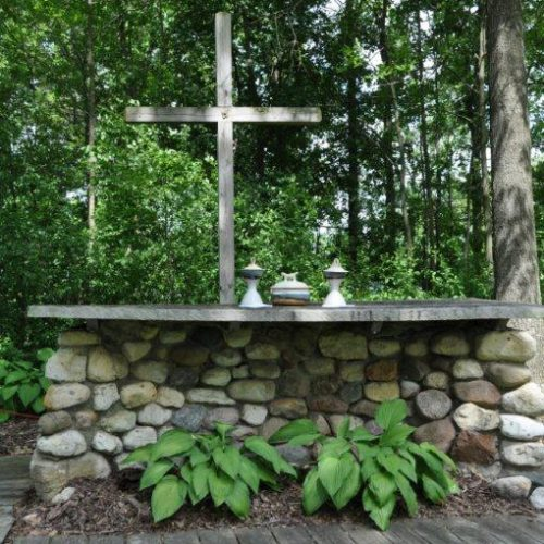 Grace Outdoor Chapel
